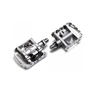 SHIMANO Pedale PD-M324 DUO-Pedal silber