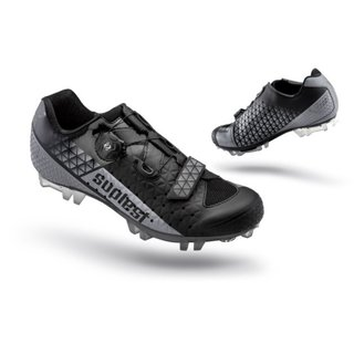 Suplest Schuhe MTB Crosscountry Edge3 Sport 02.030. black/ grey