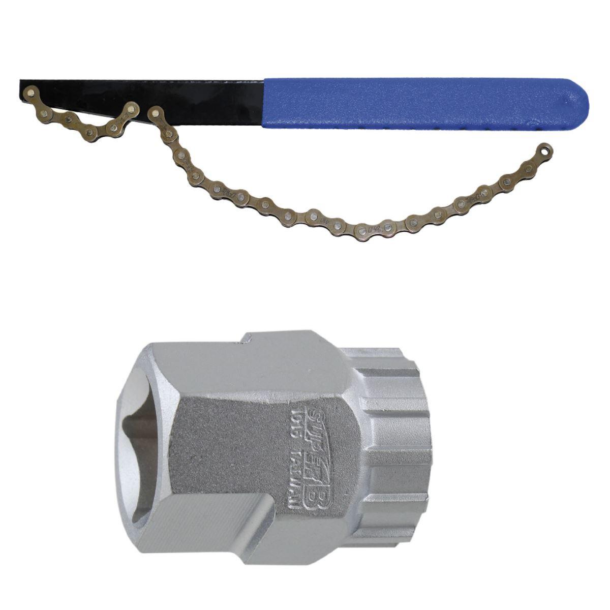CONTEC Zahnkranz-Abzieher für Shimano /& SRAM Kassetten