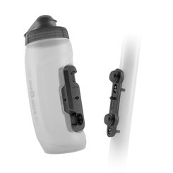 FIDLOCK TWIST bottle 590 transparent Trinkflaschen Set...