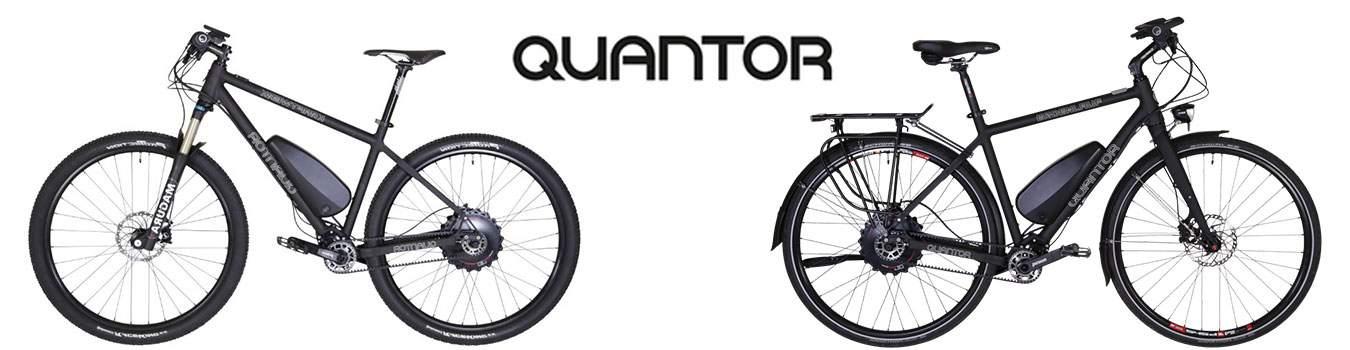 QUANTOR KRAFTWERK 5.0 E-Bike